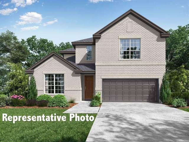 13498 Agile Drive, Frisco, TX 75035 (MLS #14289588) :: Post Oak Realty