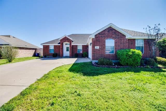 310 Fox Hollow Drive, Red Oak, TX 75154 (MLS #14289637) :: The Kimberly Davis Group
