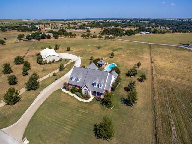 112 Sams Lane, Aledo, TX 76008 (MLS #14289642) :: The Chad Smith Team