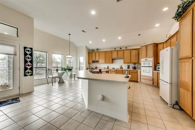 9104 Kingston Drive, Denton, TX 76207 (MLS #14289646) :: The Chad Smith Team