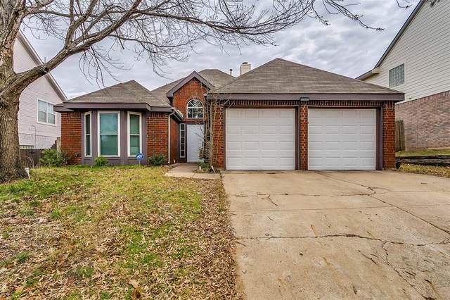 725 Lionel, Fort Worth, TX 76108 (MLS #14289661) :: Baldree Home Team