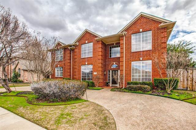 3716 Hearst Castle Way, Plano, TX 75025 (MLS #14289676) :: Trinity Premier Properties