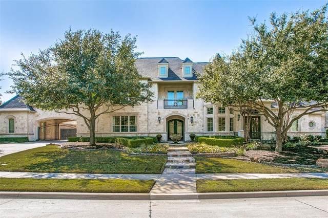 4821 Orchard Park Drive, Frisco, TX 75034 (MLS #14289691) :: Team Tiller