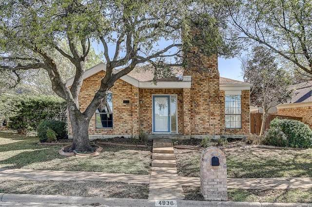4936 Courtside Drive, Irving, TX 75038 (MLS #14289715) :: The Kimberly Davis Group