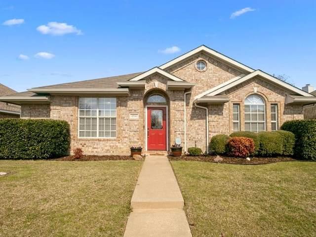 4516 Highlands Drive, Mckinney, TX 75070 (MLS #14289722) :: The Heyl Group at Keller Williams