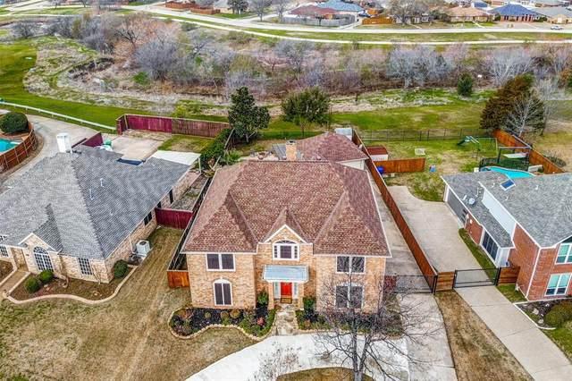 4017 Province Drive, Carrollton, TX 75007 (MLS #14289755) :: Potts Realty Group