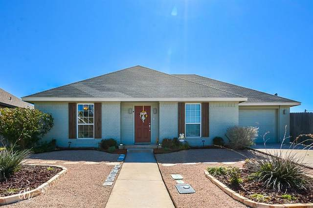 4033 Esman Court, Abilene, TX 79606 (MLS #14289768) :: The Heyl Group at Keller Williams