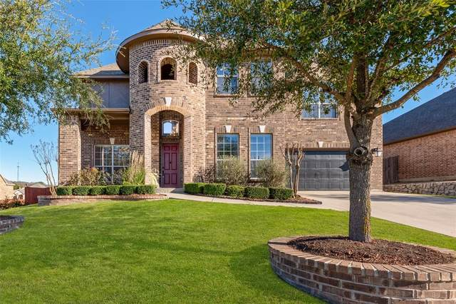 1601 Silverstone Drive, Weatherford, TX 76087 (MLS #14289783) :: Baldree Home Team