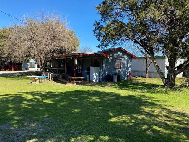 2334 Sandbar Road #66, Graford, TX 76449 (MLS #14289796) :: The Kimberly Davis Group