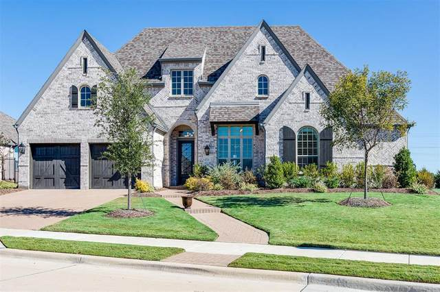 710 Country Brook Lane, Prosper, TX 75078 (MLS #14289822) :: RE/MAX Pinnacle Group REALTORS