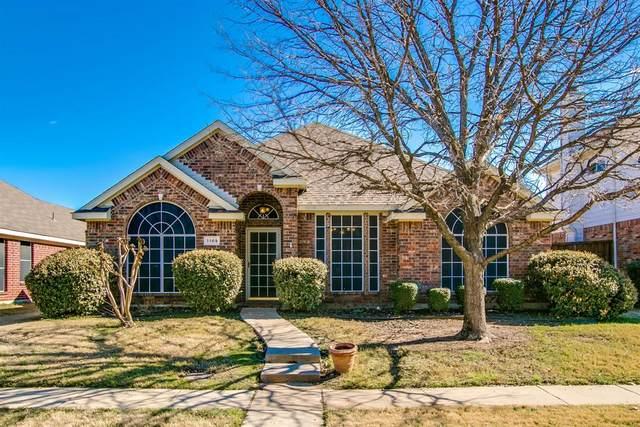 1169 Taylor Lane, Lewisville, TX 75077 (MLS #14289824) :: HergGroup Dallas-Fort Worth