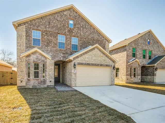 1509 Lakeview Drive, Grand Prairie, TX 75051 (MLS #14289853) :: The Heyl Group at Keller Williams
