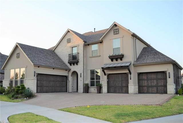 1317 Scarlet Oak Drive, Arlington, TX 76005 (MLS #14289881) :: The Heyl Group at Keller Williams