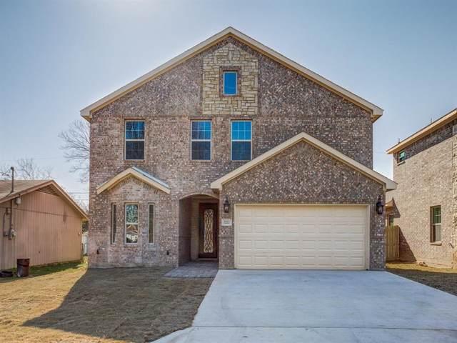 1513 Lakeview Drive, Grand Prairie, TX 75051 (MLS #14289882) :: The Heyl Group at Keller Williams