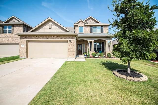5208 Boardwalk Drive, Frisco, TX 75036 (MLS #14289885) :: Baldree Home Team