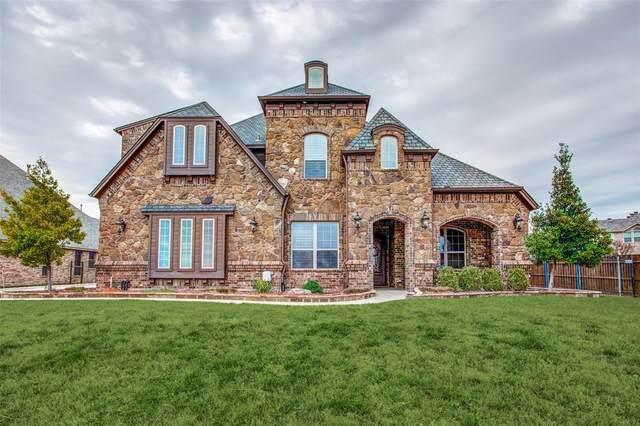 12416 Indian Creek Drive, Fort Worth, TX 76179 (MLS #14289895) :: The Mauelshagen Group