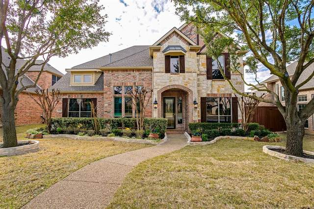 1829 Childress Lane, Allen, TX 75013 (MLS #14289939) :: The Good Home Team