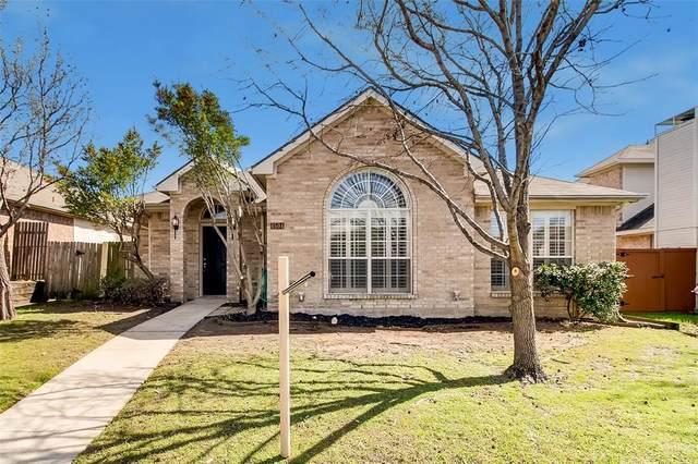 4504 Lee Street, Carrollton, TX 75010 (MLS #14289954) :: Tenesha Lusk Realty Group