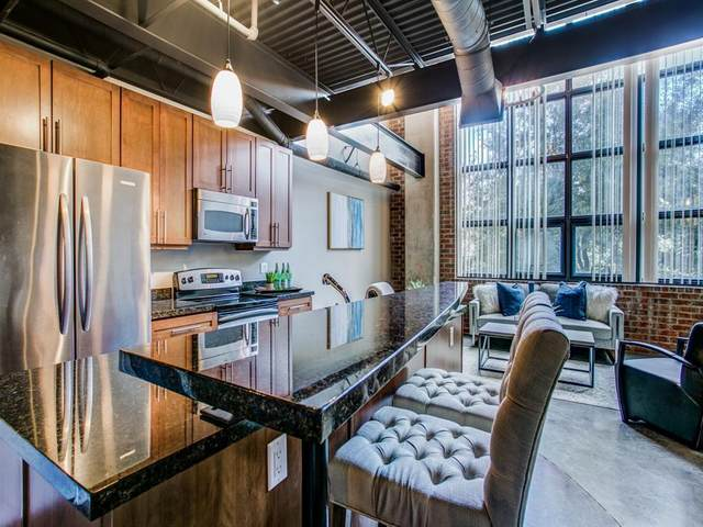 3110 Thomas Avenue #305, Dallas, TX 75204 (MLS #14289963) :: The Mauelshagen Group