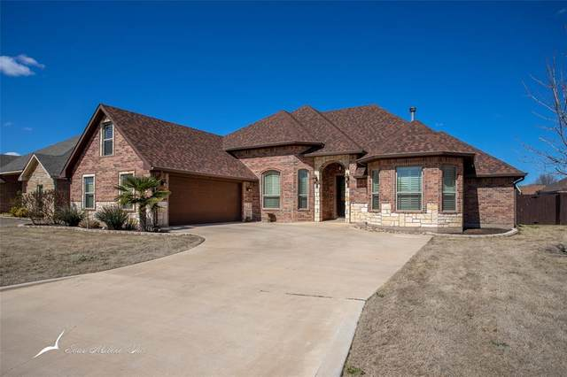 3802 Hill Country Drive, Abilene, TX 79606 (MLS #14289977) :: Robbins Real Estate Group