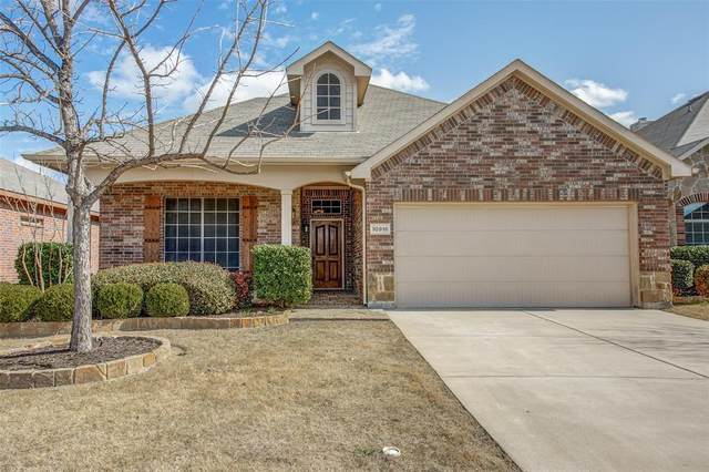 10916 Irish Glen Trail, Fort Worth, TX 76052 (MLS #14289988) :: Trinity Premier Properties