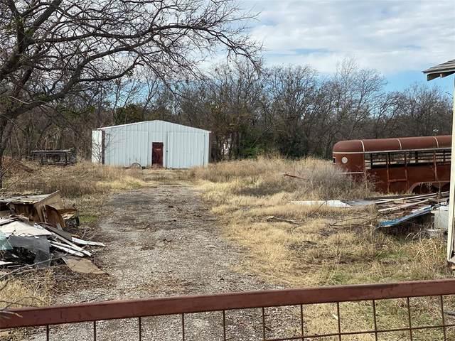 521 N 2nd Street, Jacksboro, TX 76458 (MLS #14289990) :: The Kimberly Davis Group