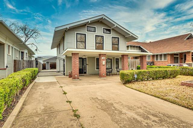 2012 Hurley Avenue, Fort Worth, TX 76110 (MLS #14290000) :: The Mitchell Group