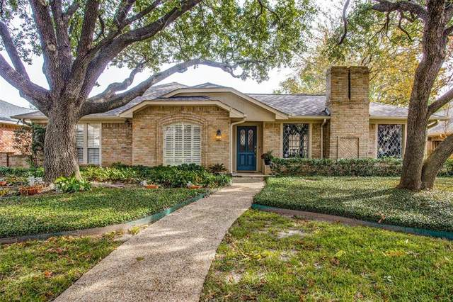 7212 Claybrook Drive, Dallas, TX 75231 (MLS #14290038) :: The Mauelshagen Group