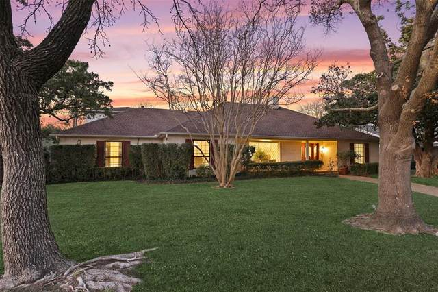 7623 Cliffbrook Drive, Dallas, TX 75254 (MLS #14290039) :: All Cities Realty