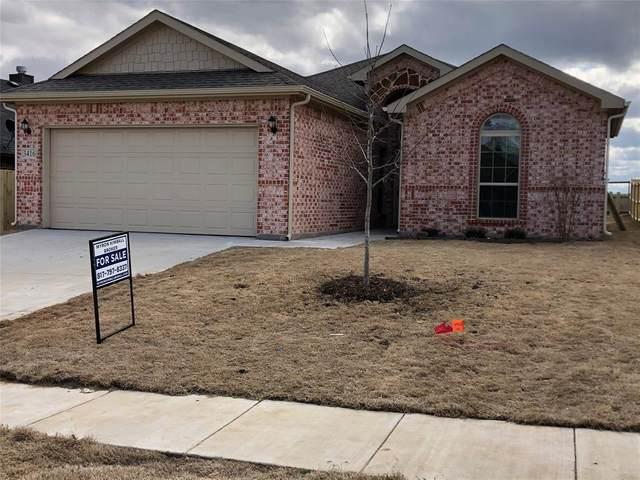 3416 Hanan Street, Sherman, TX 75092 (MLS #14290054) :: Baldree Home Team