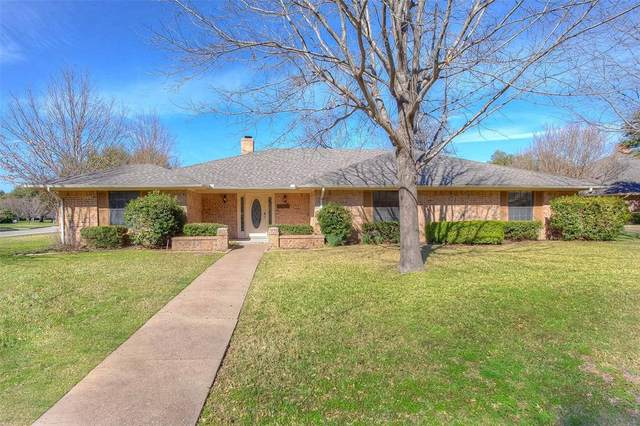 4808 Countryside Court E, Fort Worth, TX 76132 (MLS #14290056) :: Frankie Arthur Real Estate