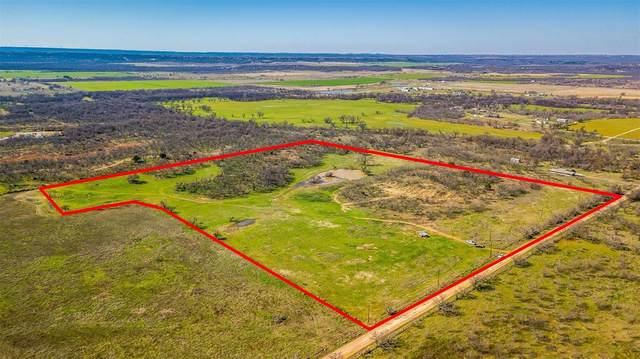 1842 Back Cemetery Road, Perrin, TX 76486 (MLS #14290079) :: The Hornburg Real Estate Group