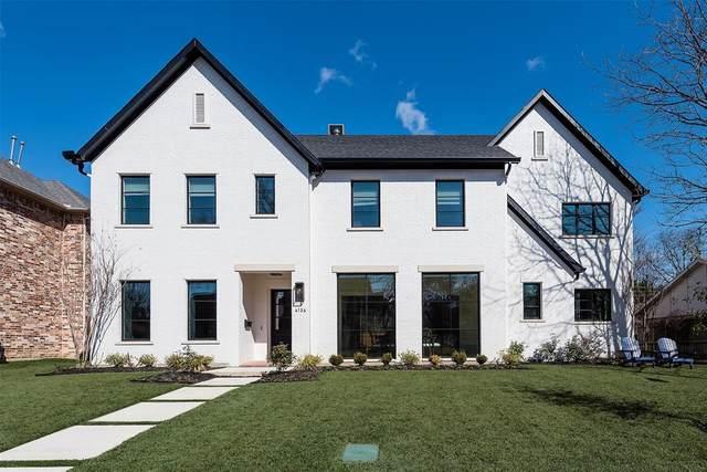 4136 Santa Barbara Drive, Dallas, TX 75214 (MLS #14290080) :: The Mauelshagen Group