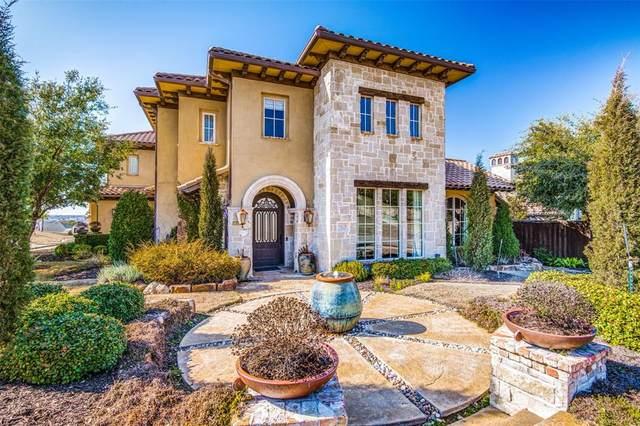 6078 Norwood Drive, Frisco, TX 75034 (MLS #14290088) :: The Kimberly Davis Group