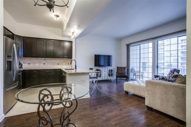 3225 Turtle Creek Boulevard #1135, Dallas, TX 75219 (MLS #14290090) :: HergGroup Dallas-Fort Worth