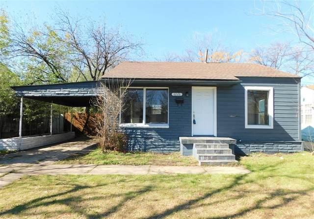 4228 Lisbon Street, Fort Worth, TX 76107 (MLS #14290115) :: The Mitchell Group