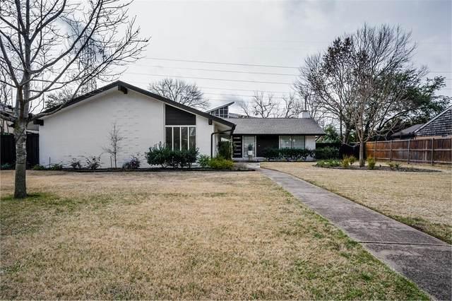 5320 Meadow Crest Drive, Dallas, TX 75229 (MLS #14290136) :: RE/MAX Pinnacle Group REALTORS
