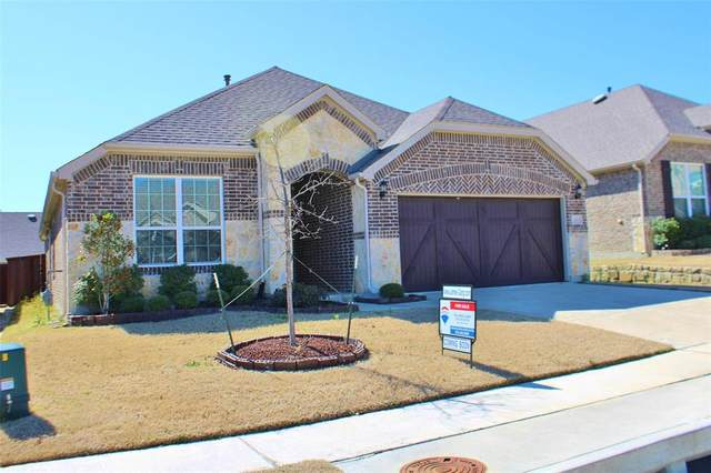 215 Copper Canyon Drive, Lewisville, TX 75067 (MLS #14290152) :: Tenesha Lusk Realty Group