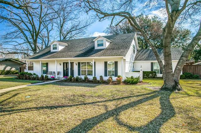 6747 Ridgeview Circle, Dallas, TX 75240 (MLS #14290161) :: All Cities Realty