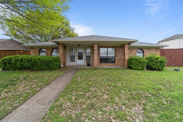 908 Shannon Drive, Plano, TX 75025 (MLS #14290185) :: The Hornburg Real Estate Group