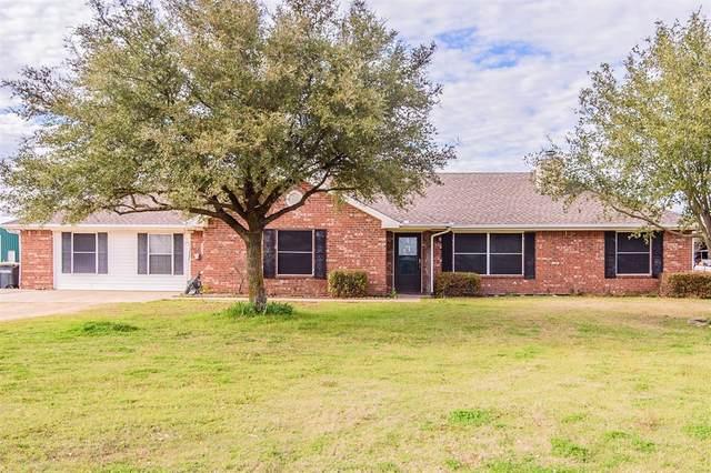 228 Brindley Road, Maypearl, TX 76064 (MLS #14290190) :: Trinity Premier Properties