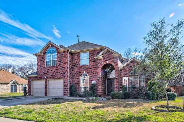 420 Misty Lane, Lewisville, TX 75067 (MLS #14290229) :: Tenesha Lusk Realty Group