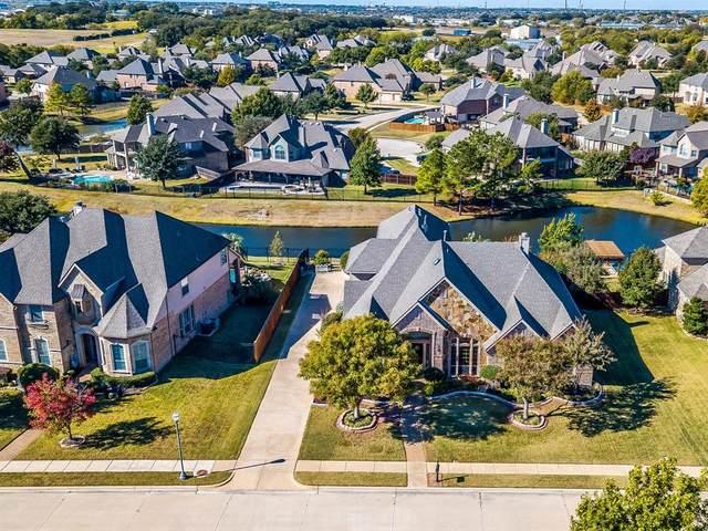 916 Gentle Wind Drive, Keller, TX 76248 (MLS #14290232) :: The Heyl Group at Keller Williams