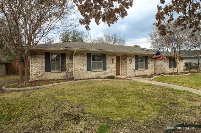 2813 Biscayne Drive, Plano, TX 75075 (MLS #14290262) :: Robbins Real Estate Group