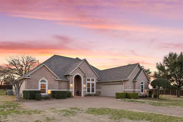 120 Tanglewood Lane, Double Oak, TX 75077 (MLS #14290270) :: Baldree Home Team