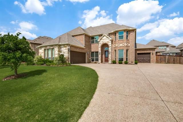 2818 Mona Vale Road, Trophy Club, TX 76262 (MLS #14290300) :: Trinity Premier Properties