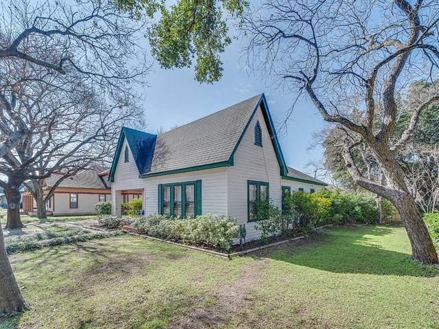 229 S Ward Street, Italy, TX 76651 (MLS #14290306) :: Trinity Premier Properties