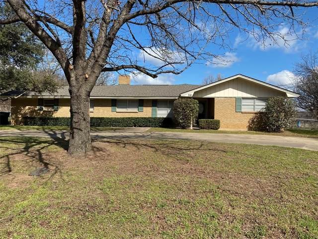 316 W 5th Street, Springtown, TX 76082 (MLS #14290341) :: The Heyl Group at Keller Williams