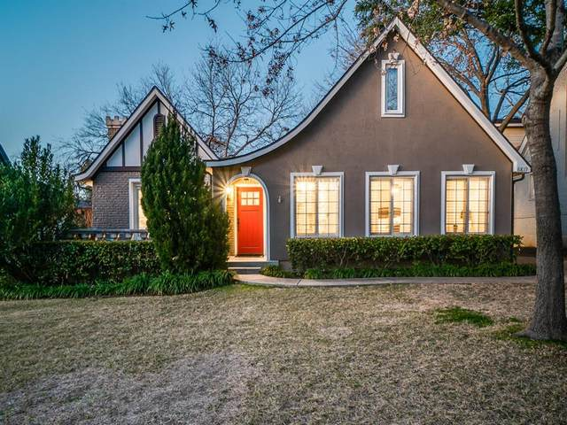 6819 Casa Loma Avenue, Dallas, TX 75214 (MLS #14290351) :: The Mauelshagen Group