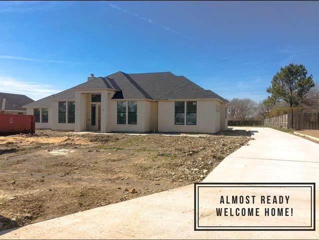 511 Sunflower Street, Red Oak, TX 75154 (MLS #14290390) :: Trinity Premier Properties